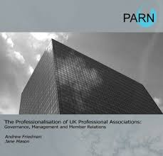 governance of professional associations theory practice
