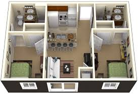 One bedroom house plans  One bedroom house and House plans on    One bedroom house plans  One bedroom house and House plans on Pinterest