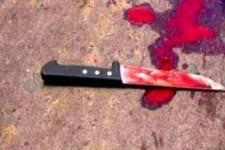 Resultado de imagem para matou amigo a facadas