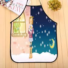 (Toponeto) <b>Christmas Decoration</b> Waterproof <b>Apron</b> Kitchen <b>Aprons</b> ...
