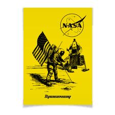 Плакат A3(29.7x42) <b>NASA</b>   <b>НАСА</b> #2713002 от The Spaceway
