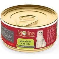 Корма для кошек <b>Molina</b> купить, сравнить цены в Ростове-на-Дону