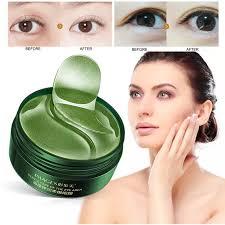 60pcs <b>Gold</b>/<b>Seaweed Collagen Eye</b> Mask Face Anti Wrinkle Gel ...