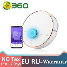New <b>360 S7</b> Robot Vacuum Cleaner For Home <b>Laser</b> Navigation ...