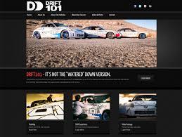 seo website design work portfolio dream for web drift 101