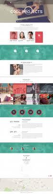 web design cv wordpress theme 51001