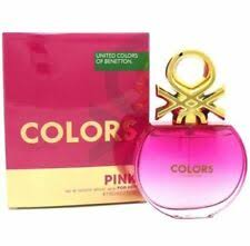 United <b>Colors</b> of <b>Benetton Pink</b> Fragrances for sale | eBay