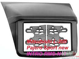 <b>INTRO RMS</b>-<b>N17</b> | <b>Переходная рамка</b> 2DIN для автомобилей ...