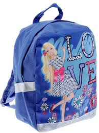 """<b>Рюкзак</b> """"<b>Barbie</b>"""", <b>цвет</b>: <b>синий</b>. BRCB-UT4-541 — купить в интернет ..."""