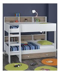 Купить <b>двухъярусная кровать Golden Kids 1</b> белая/дуб, цены в ...