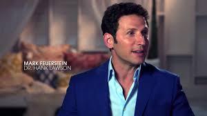 interview ben shenkman videos royal pains usa network mark feuerstein