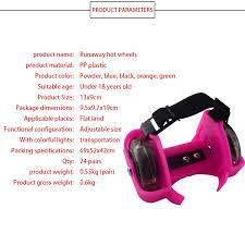 M1-<b>Colorful Flashing Roller</b> Whirlwind Pulley Flash Wheels Heel ...