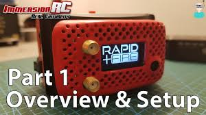 ImmersionRC <b>rapidFIRE</b> - Overview & Setup - YouTube