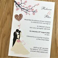 <b>Rose Wedding Invitations</b> for sale   eBay