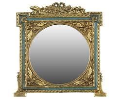 <b>Настольное зеркало</b> Cesare от <b>Glasar</b> золотой, пластик - купить в ...