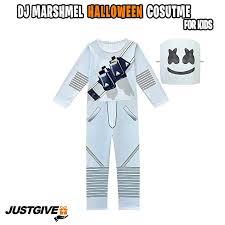JUSTGIVE DJ Marsh Halloween Kids Costume ... - Amazon.com