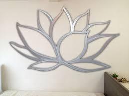 <b>Lotus Flower</b> Metal <b>Wall</b> Art- i LOOOOVE <b>lotus flowers</b>. I want this but ...