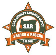 search rescue coos county sar logo
