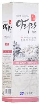 <b>Зубная паста Hanil</b> Arirang Whitening — купить по выгодной цене ...