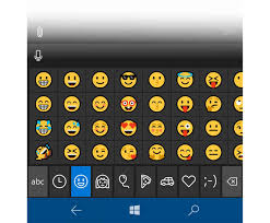 Lotus Notes Emoticons Windows 10 Mobile Insider Preview Build 14322 Rolling Out With