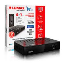 Цифровые ТВ-приемники - <b>Lumax</b>