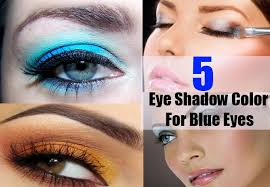 all you blue e beauties out there are you wondering what eye shadow color would best suit you if yes then look no further for this article is sure to