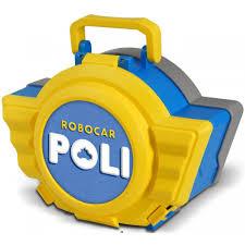 <b>Robocar Poli Кейс для</b> трансформера Поли купить в интернет ...