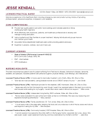 lpn resume template cipanewsletter experience lpn resume sample experienced rn resume examples for