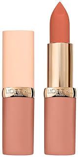 <b>L'Oreal Paris</b> Color Riche Ultra-Matte Nude Lipstick <b>01</b> No Obstacles ...