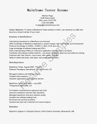 resume format for automation testing cipanewsletter resume automation testing resume