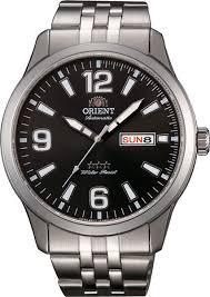 Японские механические наручные <b>часы Orient RA</b>-<b>AB0007B1</b>