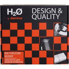 <b>Смеситель для раковины H2O</b> by Damixa Capital Pro ...