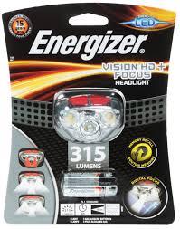 <b>Фонарь светодиодный налобный</b> Energizer HL Vision HD Focus ...