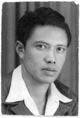 Johan Bernard (John) Passelima in 1950. - johan_bernard_passelima_1950