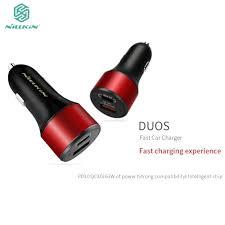 <b>NILLKIN Car</b> USB <b>Charger</b> Quick Charge 3.0 Mobile Phone <b>Charger</b> ...