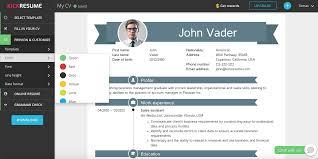 cover letter template for  best resume builder  arvind coresume template
