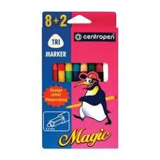 Детские <b>фломастеры Centropen</b> – купить в Lookbuck