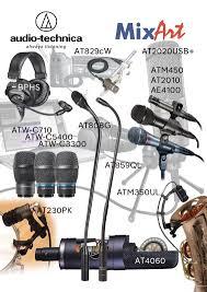 <b>Audio</b>-<b>Technica</b> - улучшаем студийный и сценический звук ...