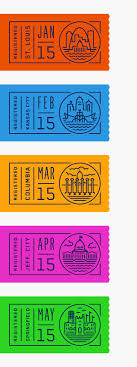 best ideas about ticket event invitation design magazine design