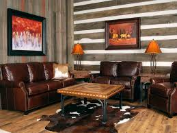 leather sofa set design ideas living