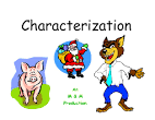 Images & Illustrations of characterization