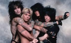 <b>Mötley Crüe</b>   Music   The Guardian
