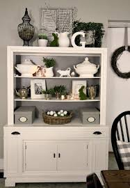 ideas china hutch decor pinterest: love this white hutch you can do anything and decorate for any holiday love middot cabinets decoratingchina cabinet decorating ideaschina
