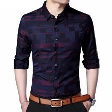 COODRONY Men Shirt Mens Business Casual Shirts <b>2017 New</b> ...