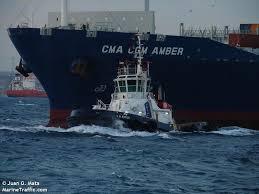 Детали судна: V.B.<b>SIMUN</b> (Tug) - IMO 9231860, MMSI 224232000 ...