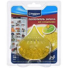 <b>Topperr Поглотитель</b> запаха для холодильника Лимон ...