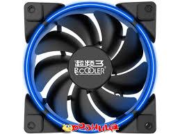 <b>Вентилятор PCCooler Corona 120mm</b> Blue LED в Рознице