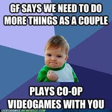 gamer couple memes | tags success meme gamers couple submitted by ... via Relatably.com