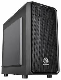 Компьютерный <b>корпус Thermaltake Versa H15</b> CA-1D4-00S1NN ...
