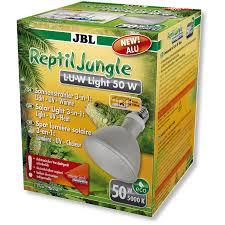 <b>JBL ReptilJungle</b> L-U-W Light alu